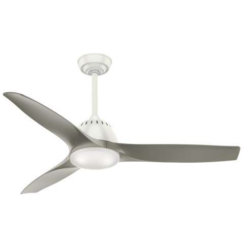 Casablanca Wisp 52 Ceiling Fan Model 59151 in Fresh White