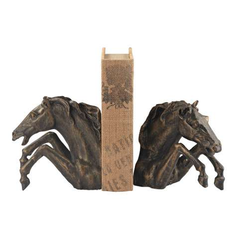 Bookend - Bascule Bookends - Cast Iron