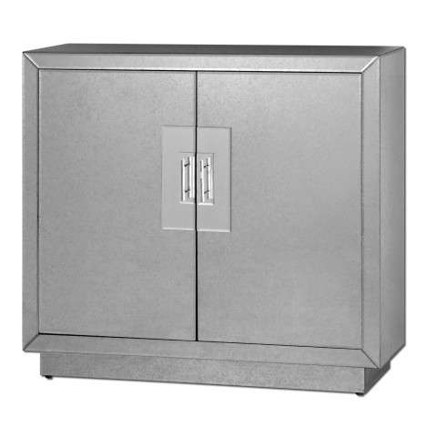 Uttermost 24183 Mirrored Cabinet