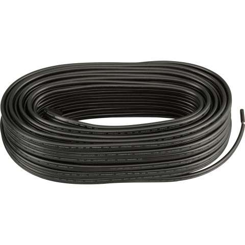 Progress P8617-31 Low voltage #14 cable. UV protected. in Black finish.