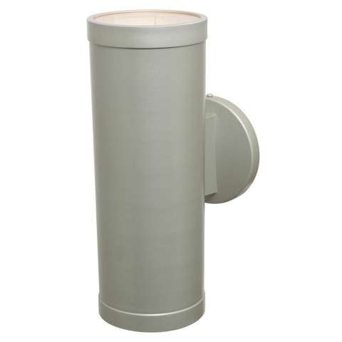 Access Lighting 20364-SAT/CLR Poseidon Wet Location Wallwasher in Satin finish with Clear glass