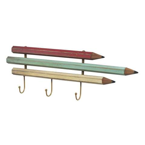Sterling Furnishings 129-1050 Pencil Coat Hoot (Sm)