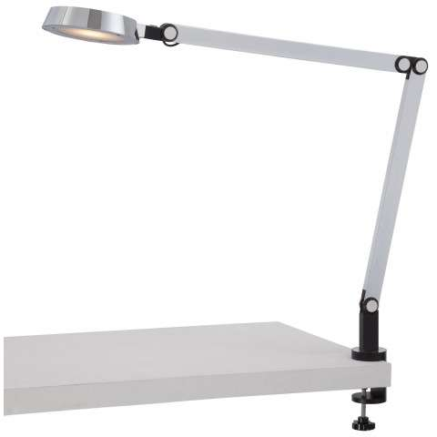 LED Task Portables - LED Task Lamp in Chrome