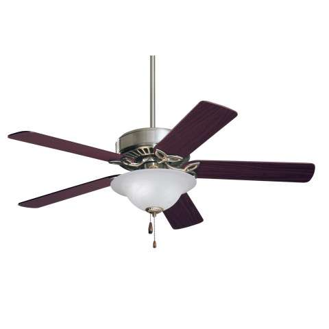 """Emerson 50"""" Pro Series Energy Star in Brushed Steel"""