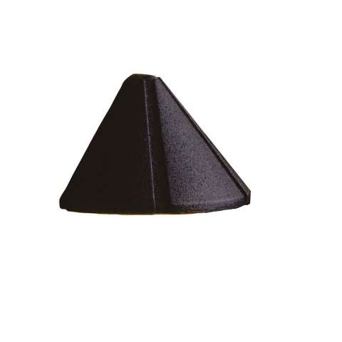 Utilitarian Landscape - Led Deck Light in Textured Black