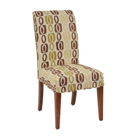 IMAP Bamboo Parsons Chair Cover