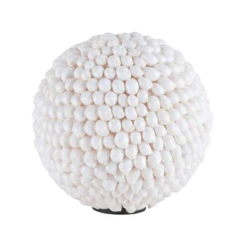 White Hermit Shell Ball