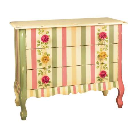 Sterling Furnishings 52-5850 Rose Chest
