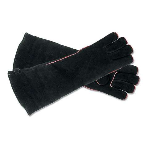 "Hearth Gloves - 20"" Large Black"