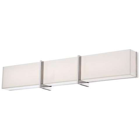 Bath-Bar Lite Led Bath Lamp In Chrome