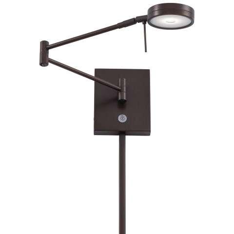 1 Light Led Swing Arm Wall Lamp