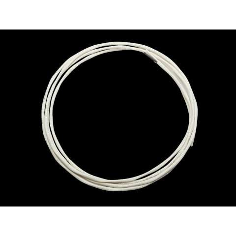 Low Voltage Wire - 14 AWG Low Voltage Wire 500ft - White Material (Not Painted)