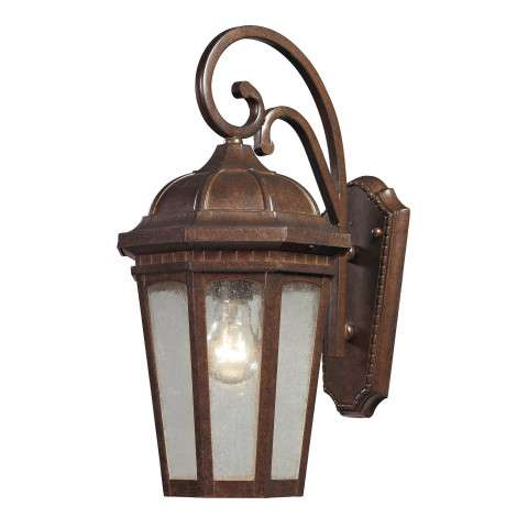 Fullerton 1 Light Outdoor Sconce In Hazelnut Bronze