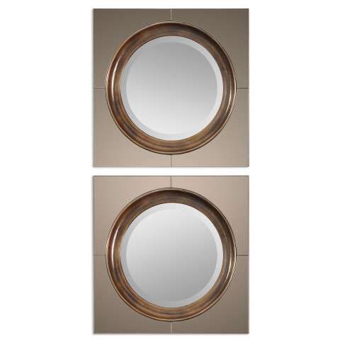 Uttermost Gouveia Comtemporary Mirror