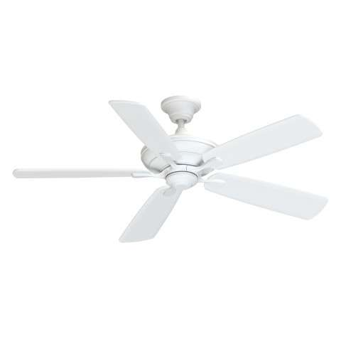 "Fanimation 54"" MyFanimation Distinction AC in Matte White"
