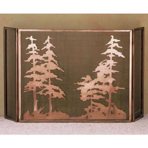 "Tall Pines - 50"" Wide x 30"" Tall"