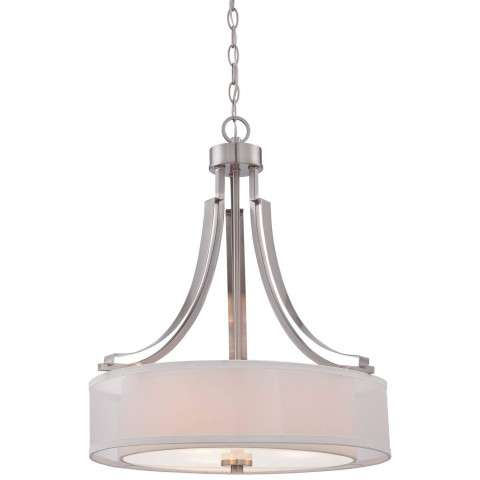 Parsons Studio 3 Light Pendant