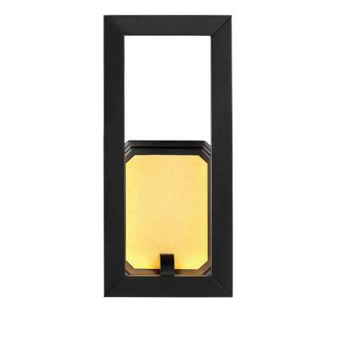 """Khloe 12"""" LED Wall Sconce in Oil Rubbed Bronze"""