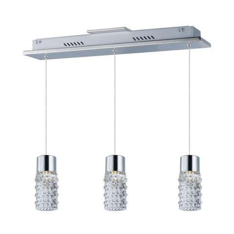 Polka 3-Light LED Pendant