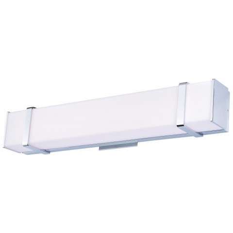 "Noah 24"" LED Vanity Light Chrome"
