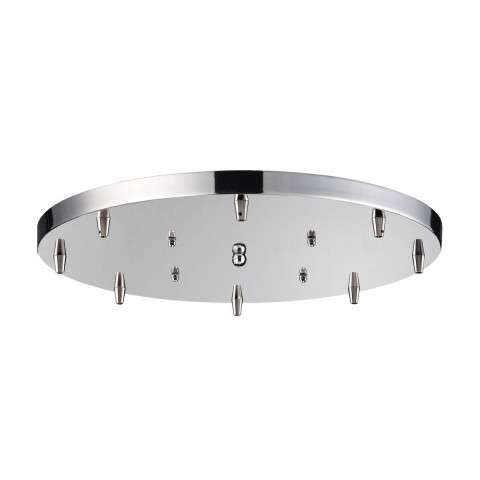 Light Accessory In Polished Chrome