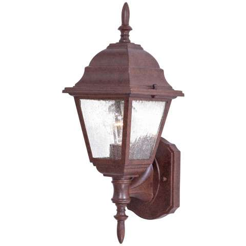 Minka Lavery Lighting 9060-91 1 Light Wall Mount in Antique Bronze finish