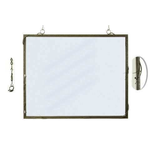 Meyda Tiffany 51058 Branches Mirror Frame in Timeless Bronze finish