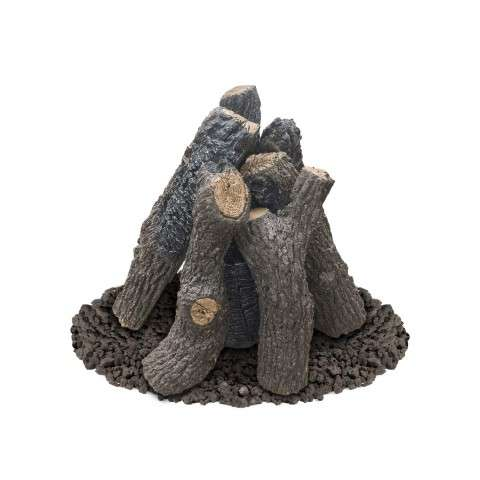 AFD - BCO-27 Back Country Oak Logs for Outdoor Fire Pits