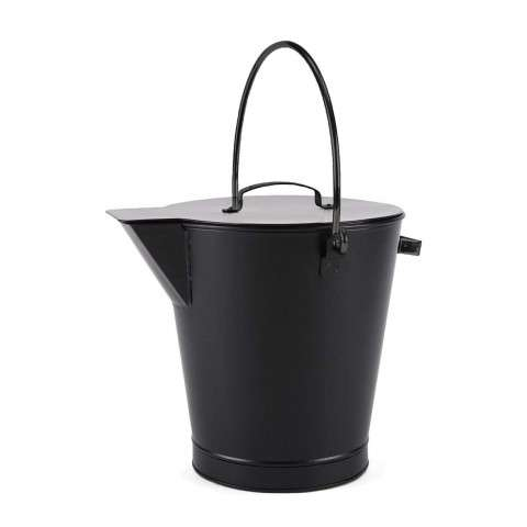 All Black Ash Bucket - PC - Black