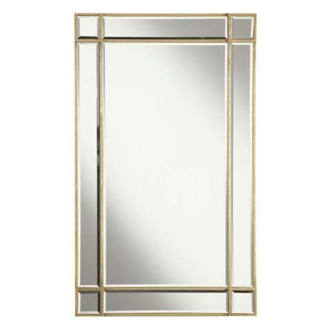 "Rectangular Mirror 22""x0.75""x36""H GC"