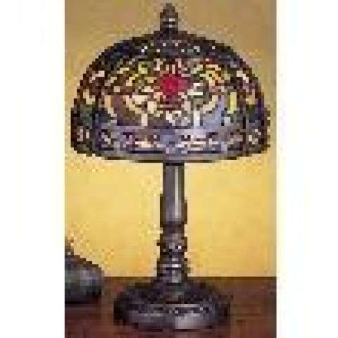 "7.5"" H Moorish Table Base"