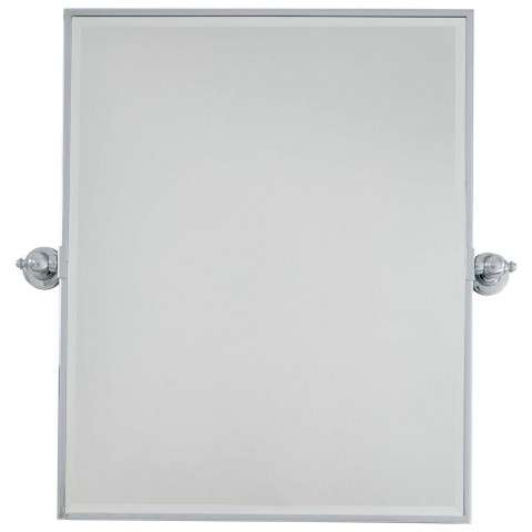 Minka Lavery Lighting 1441-77 Rectangle Mirror in Undefined finish