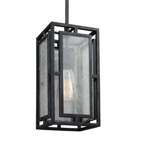Prairielands 1 - Light Mini - Pendant in Dark Weathered Zinc