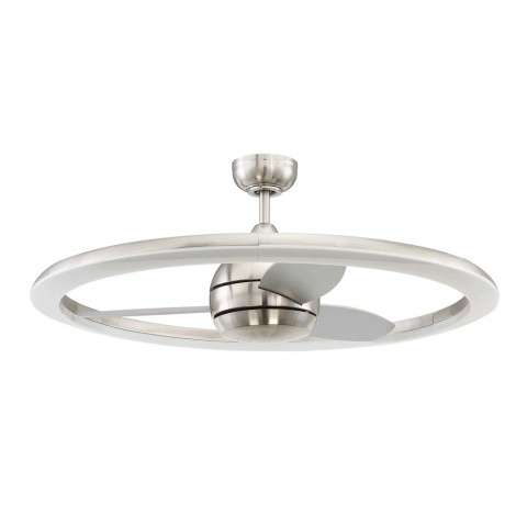 Craftmade Anillo LED Ceiling Fan Model ANI36BNK3 in Brushed Nickel