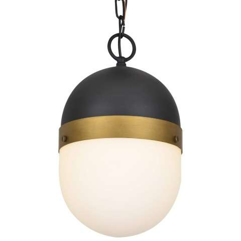 Brian Patrick Flynn for Crystorama Capsule Outdoor 2 Light Outdoor Pendant