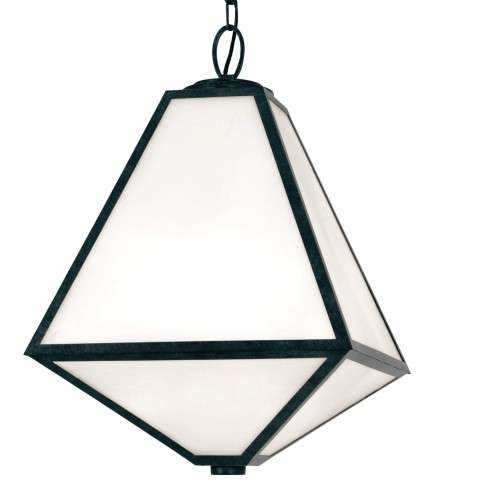 Brian Patrick Flynn for Crystorama Glacier Outdoor 3 Light Chandelier