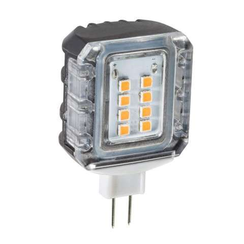 Landscape LED T3 SIDE MOUNT LED 3000K 120 DE in Clear