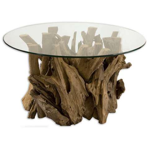 Uttermost 25519 Driftwood - Cocktail Table