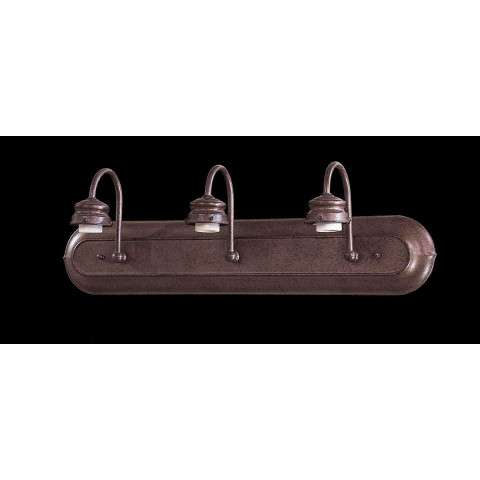 Minka Lavery Lighting W5013-91 Bath Bar 3-Lights in Antique Bronze finish