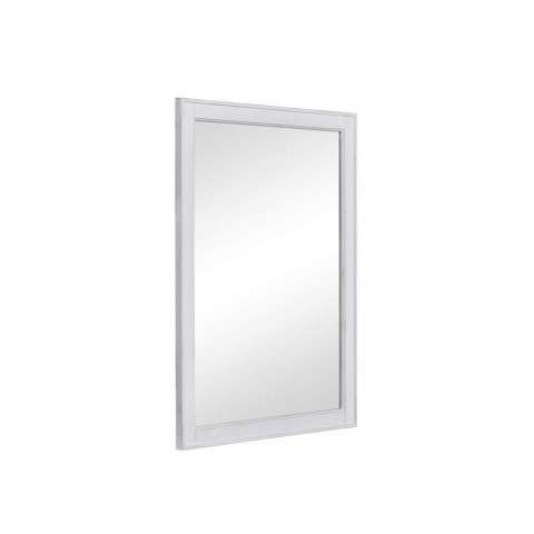 Lexington 24 in. Traditional Mirror in Antique White