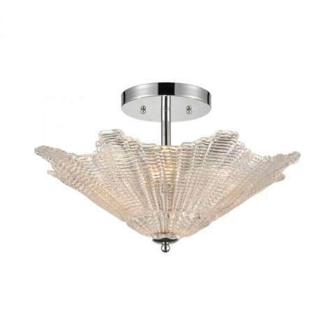 ELK Lighting 60175/4 Flush Mount