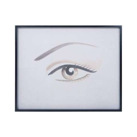 Overscale Eye in Grain De Bois Noir