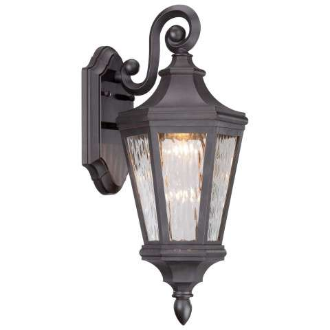 The Great Outdoors Hanford Pointe LED Outdoor Lantern