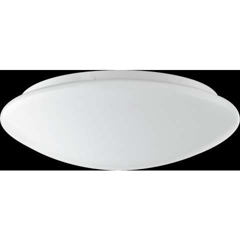 LED 23 Watt Round Acrylic Ceiling Mount in White