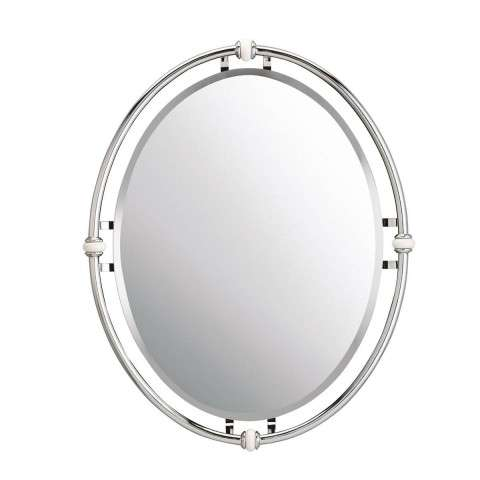 Kichler 41067CH Mirror in Chrome.
