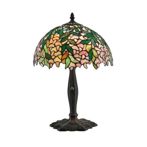 Meyda Tiffany 110322 Tiffany Laburnum Accent Lamp