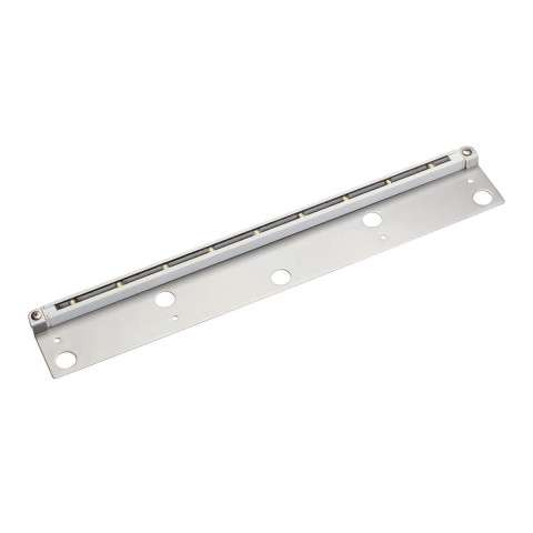 9 LED - w/ Bracket (12.9 in) in Textured White