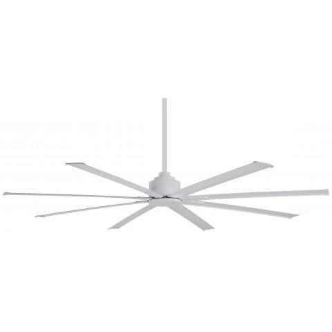 "Minka Aire F896-65-WHF 65"" Wet Rated Xtreme H2O Ceiling Fan Motor in Flat White"