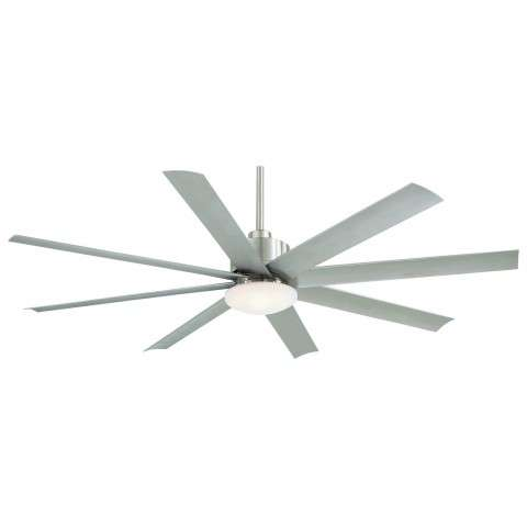 Minka Aire Slipstream Ceiling Fan Model MF-F888L-BNW