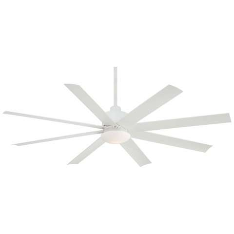 Minka Aire Slipstream Ceiling Fan Model MF-F888L-WHF